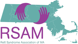 Rett Syndrome Association of Massachusetts Logo
